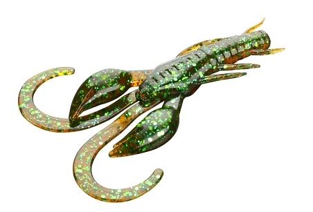 "Nástraha - ANGRY CRAY FISH "" RAK "" 7cm / 556 - 3ks"