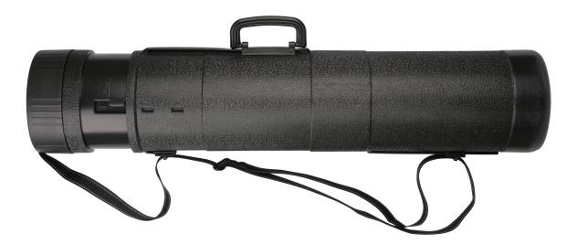 TUBUS - na pruty nastavitelný 82-130 cm / 18 cm