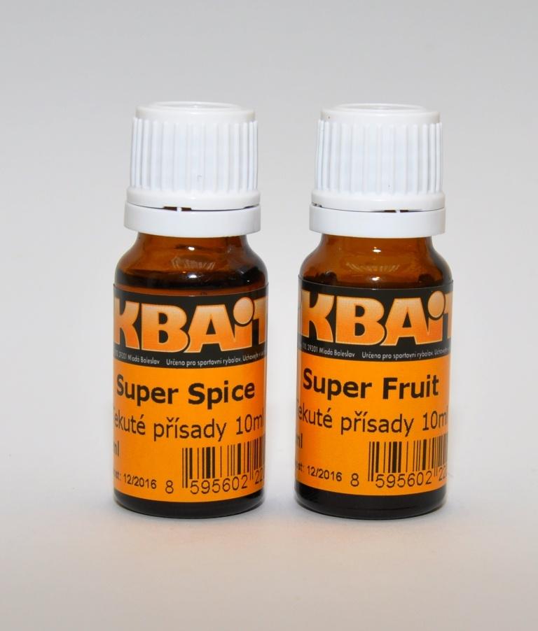 Sladidla, chuťové stimulátory - Super fruit blend 10ml