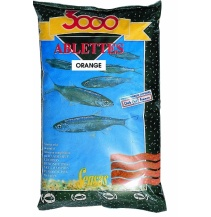 Krmení 3000 Ablettes Orange (ouklej-oranžová) 1kg