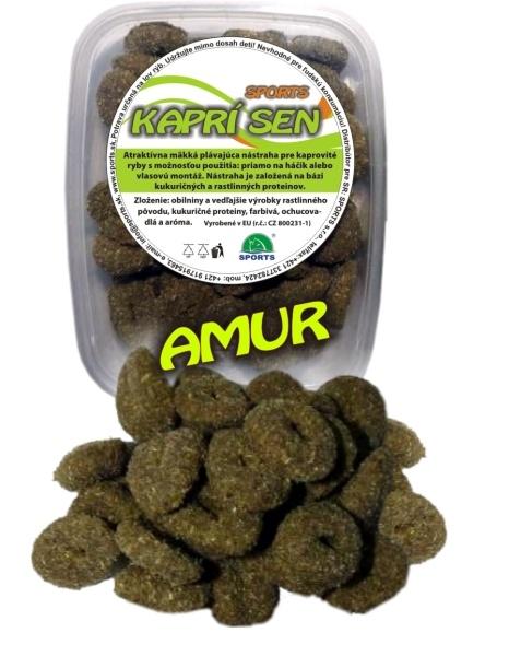 AMUR RING SOFT Baits 60 g
