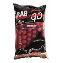 Starbaits Grab & Go Strawberry boilies