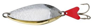 Třpytka - ROACH DOUBLE vel. 2 / 18 g / SILVER-GOLD