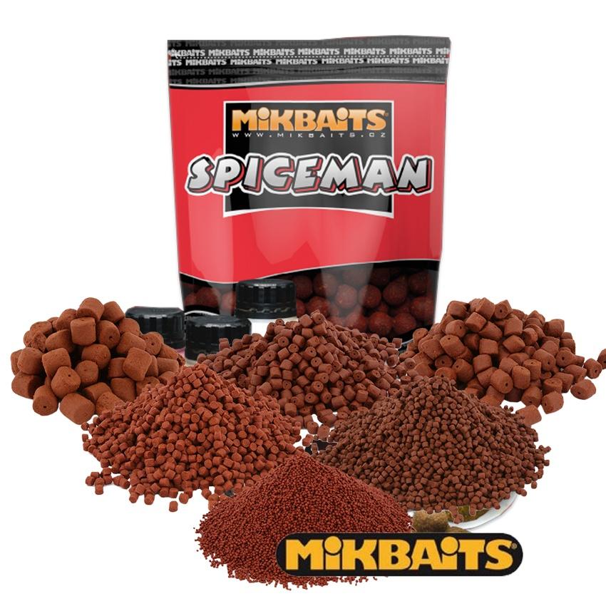 Mikbaits Spiceman pelety 8mm
