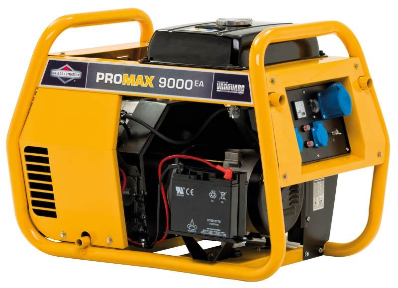 Elektrocentála motorová B&S - Pro Max 9 000 EA