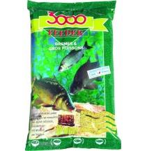 Krmení 3000 Feeder (feeder velká ryba) 1kg