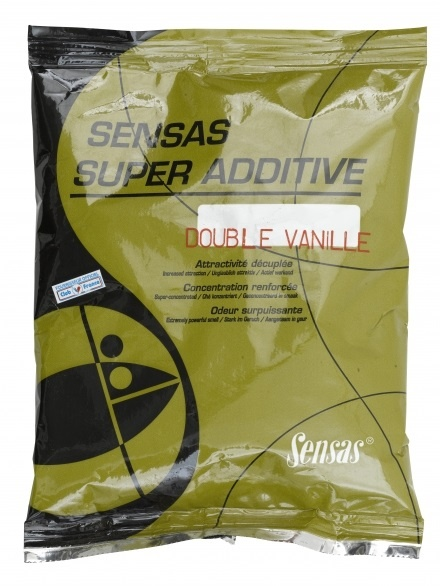 Posilovač Double Vanille (vanilka) 200g