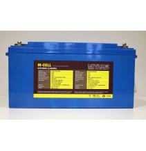 Lithiová baterie M-CELL 24V 100Ah + 20A nabíječka