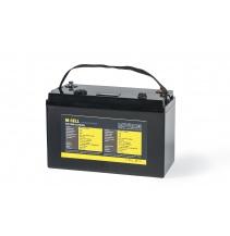 Lithiová baterie M-CELL 24V 100Ah