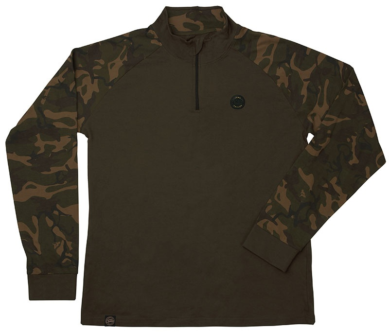 Fox Chunk Camo/Khaki Edition Long Sleeve T-shirt
