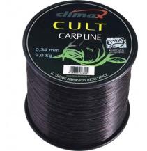 Silon Climax - CULT Carpline 1200m - Black 0,30mm