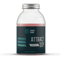 Attract DIP 200 ml masové příchutě