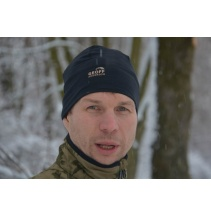 Geoff Anderson Celsius Beane - ČEPICE Polartec