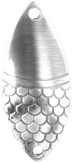 Třpytka - ALGA vel. 0 / 10 g / 4.4cm - OLD SILVER
