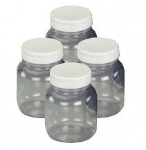 Anaconda plastové dózy Bait Box Clear, 4ks/bal