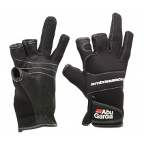 Neoprénové rukavice Abu Garcia L