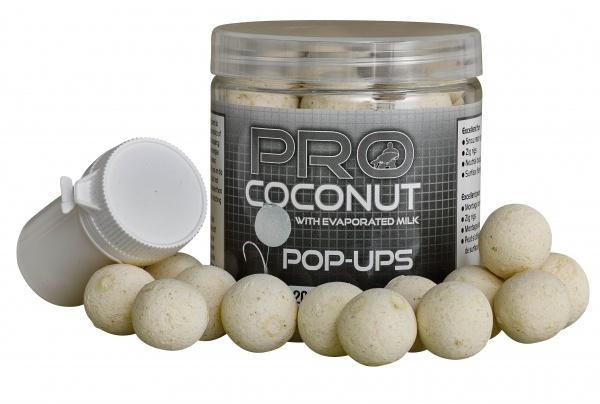 Plovoucí boilies STARBAITS Probiotic Coconut 60g