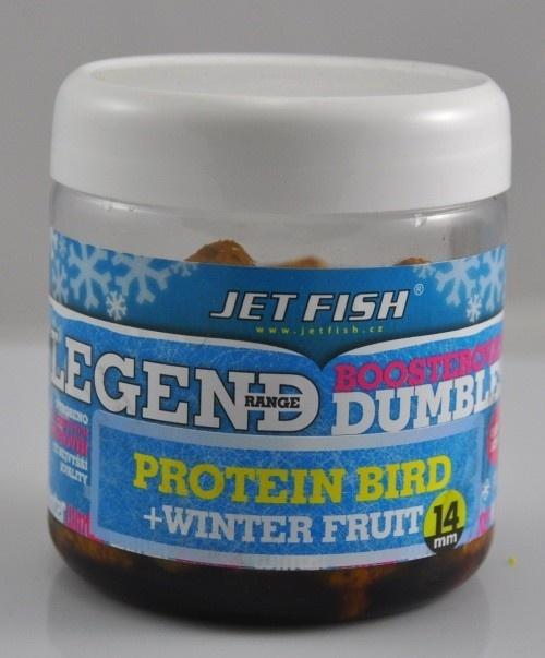 Boosterované dumbles - Protein bird + Winter fruit - 120g - 14mm