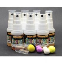 Fluo spray 30ml - Půlnoční pomeranč