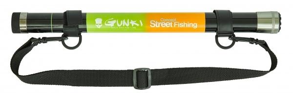 Tyč na podběrák Street Fishing 4m