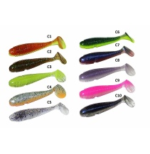 Zfish Swing Shad 9,5cm - 4ks