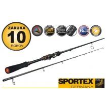 Rybářský prut - SPORTEX - Air Spin - dvoudílný spin