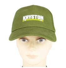 Kryston oblečení - Čepice Base cap zelená