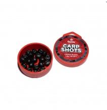 Garda Carp Shots - Carp Shots camou black 1,2g 20ks