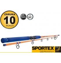 Rybářský prut-SPORTEX - Jolokia Pilk - dvoudílný