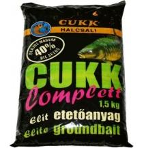 CUKK kompletní krmná směs - 1,5kg
