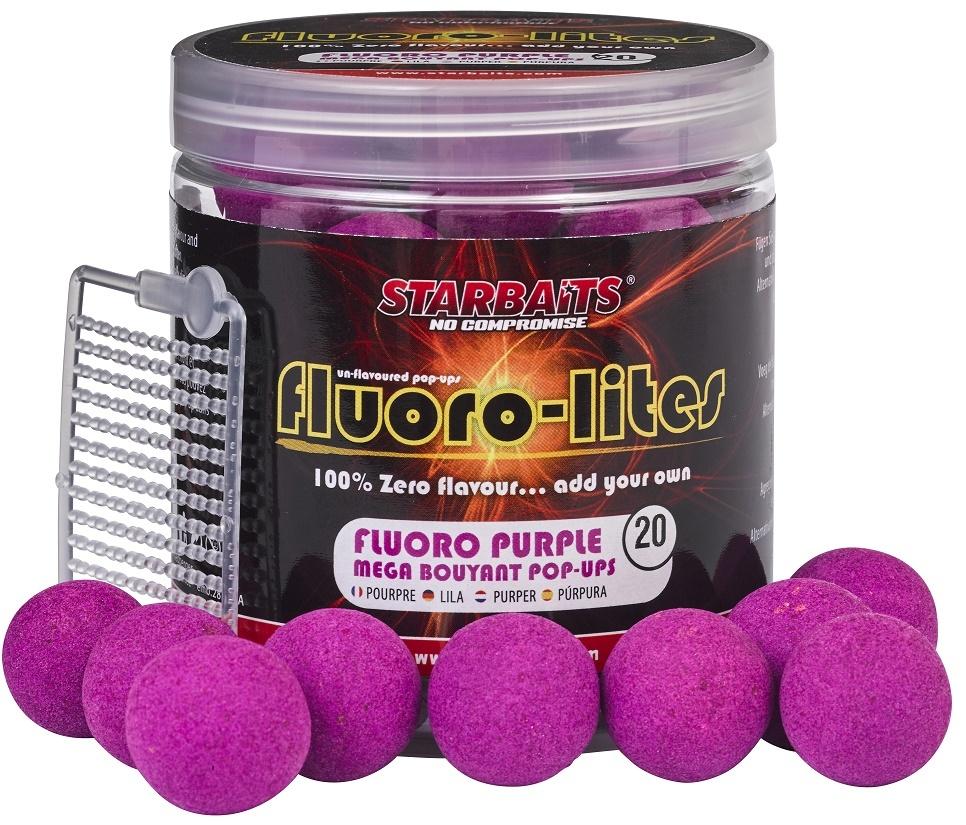 POP UP FLUORO LITE 14mm 80g fialová
