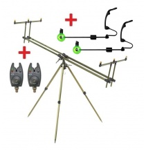 Zfish Tripod Select 3 Rods + 2x Hlásič + 2x Swinger ZDARMA!