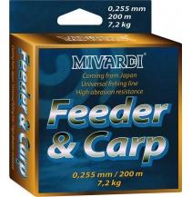 Carp a Feeder 0,205 mm  200 m