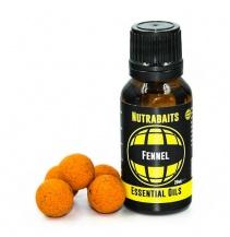 Nutrabaits esenciální oleje - Fennel 20ml