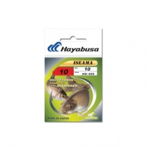 Hayabusa háčky H400 Iseama, vel. 2, 10 ks/bal