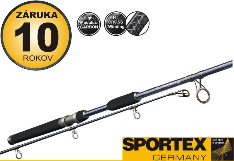 Rybářský prut Sportex - MAGNUS Spin - dvoudílný