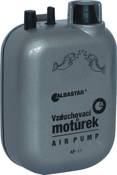 Baterkový ovzdušňovač na rybky AP 11