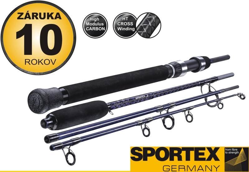 Rybářský prut Sportex - MAGNUS Travel