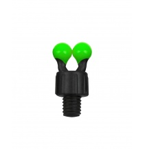 Black Label Coloured Ball Clips