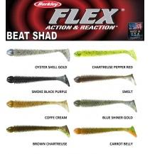 Riper Berkley Flex Beat Shad 10cm