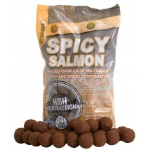 Boilies STARBAITS Spicy Salmon 2,5kg