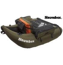 Snowbee Belly Boat Float Tube Kit