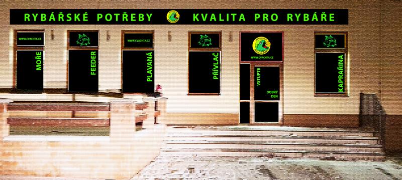 Rybářský speciál u ČVACHTY